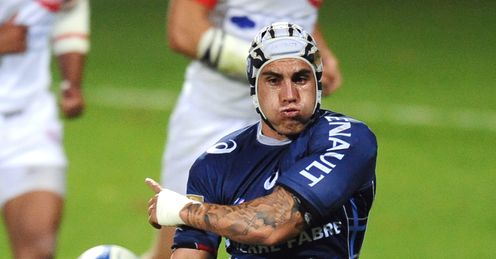 Daniel Kirkpatrick Castres Top 14 Rugby union