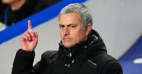 Mourinho: should get a draw at Man City if he doesn't go too defensive