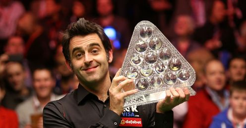 Ronnie: Has his quirks but his talent is undeniable, says Neal Foulds
