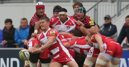 Tavis Knoyle Gloucester Rugby union