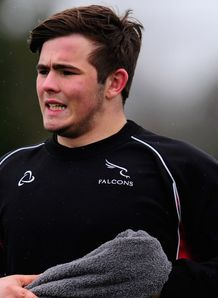 george mcguigan newcastle falcons