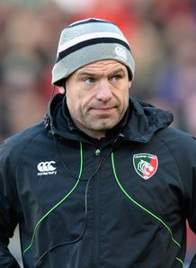 richard cockerill leicester tigers