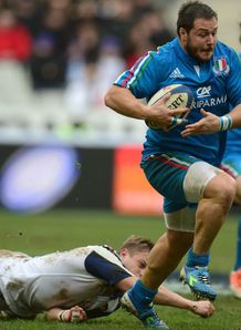 France v Italy - Six Nations 2014: Alberto De Marchi