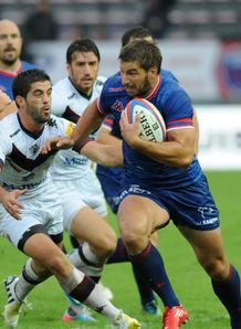 Blair Stewart Grenoble v Bordeaux begles