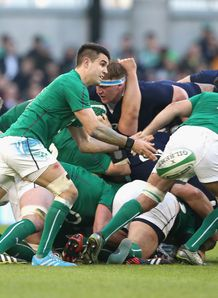 Conor Murray Ireland v Scotland SN 2014
