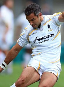 Danny Gray in action for Worcester Warriors