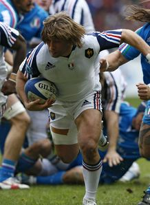 France v Italy - Six Nations 2014: Dimitri Szarzewski