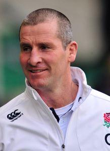 England s head coach Stuart Lancaster