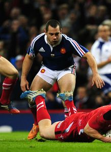 Wales v France - Six Nations: George North