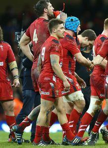 Wales v France - Six Nations: Gethin Jenkins