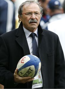 France v Italy - Six Nations 2014: Jacques Brunel