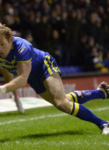 Super League: Warrington Wolves' Joel Monaghan plays through pain