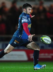 Jordan Williams Scarlets 2014