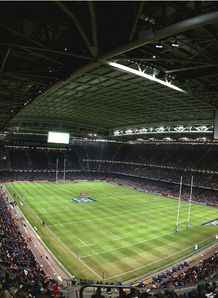 Wales v France - Six Nations: Millennium Stadium