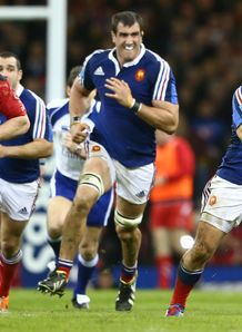 Wales v France - Six Nations: Nicolas Mas