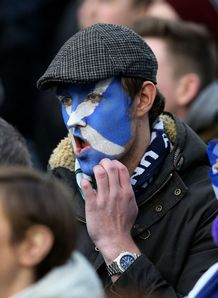 scotland supporter ireland