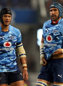 Pierre Spies Victor Matfield Bulls 2014