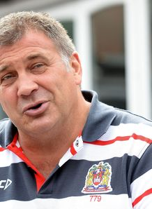 Super League: Shaun Wane delighted with Wigan's defensive effort against Warrignton