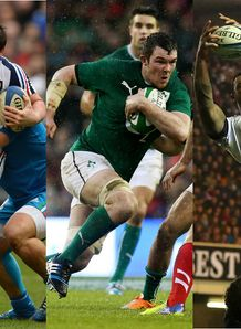 Six nations team of the week 2 2014