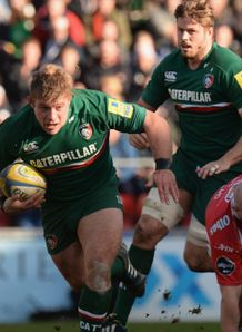 Aviva Premiership: Tom Youngs claims he was bitten