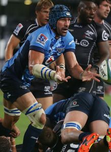 Victor Matfield Bulls Super Rugby v Sharks 2014