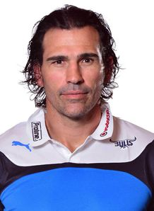 Victor Matfield close up