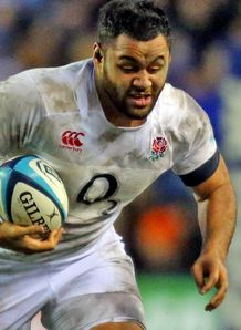 SKY_MOBILE Billy Vunipola England 6N