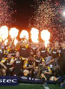 chiefs super rugby champs