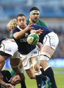 A late penalty from Greig Laidlaw helped Scotland beat Canada in Toronto