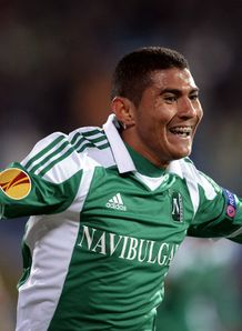 Europa League: Ludogorets progress after 4-3 victory over Lazio