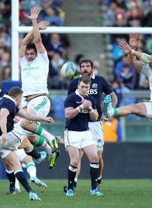 Six Nations: Scotland beat Italy in a thriller in Rome