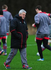 WARREN GATLAND WALES HEAD COACH