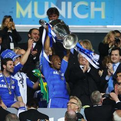 Drogba: Enjoyed much success at Chelsea