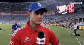 Broad: We weren't good enough