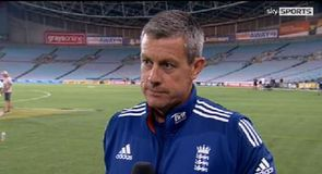 Giles rues sloppy England