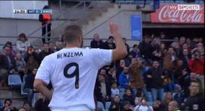 Getafe 0-3 Real Madrid - Highlights