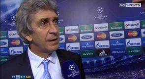 Pellegrini slams referee