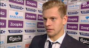Vydra secures point