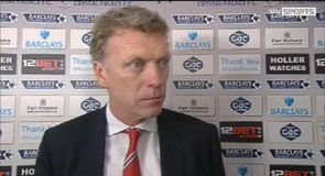Moyes delighted with win