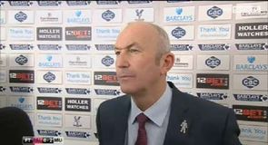 Pulis: United got the breaks
