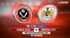 Sheffield Utd 3-0 Bristol City