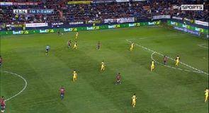 Osasuna 3-0 Atletico Madrid