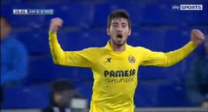 Espanyol v Villarreal - Highlights