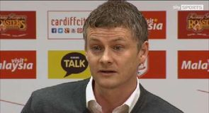 Solskjaer: We've deserved more