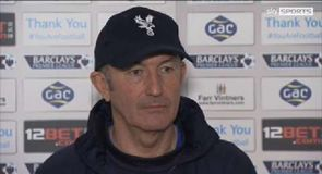 Pulis targets run of results