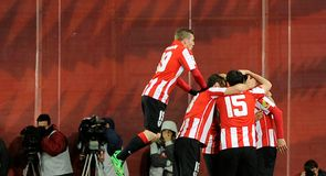 Advantage Bilbao in top four battle