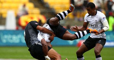 Wellington Sevens: Day One Wrap