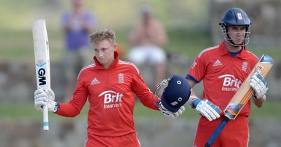 Joe Root hits unbeaten 104 as England win opening match of tour of West Indies