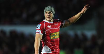 Scarlets overcome Munster