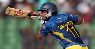 Asia Cup: Kumar Sangakkara ton helps Sri Lanka beat India